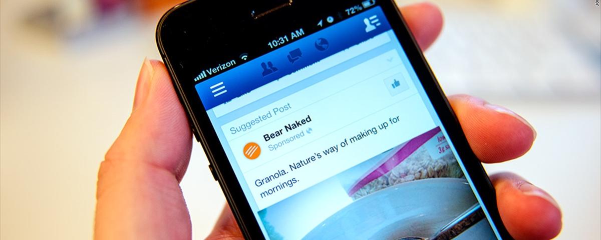 28b28670b56e Imagem de: Facebook: descubra por que é melhor usar a versão mobile em vez