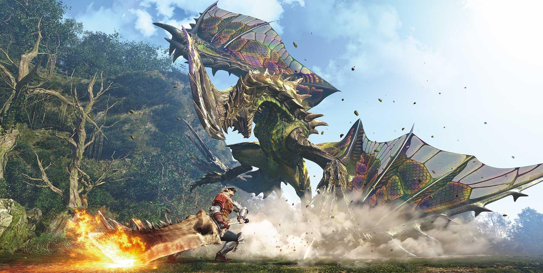 Imagem de Monster Hunter World: confira a performance em 20 minutos no PS4 Pro no tecmundogames