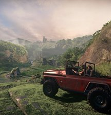 Imagem de Uncharted: The Lost Legacy no TecMundo Games