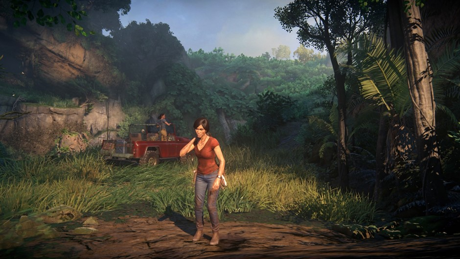 Uncharted: The Lost Legacy prova que a série pode ir longe sem Nathan Drake