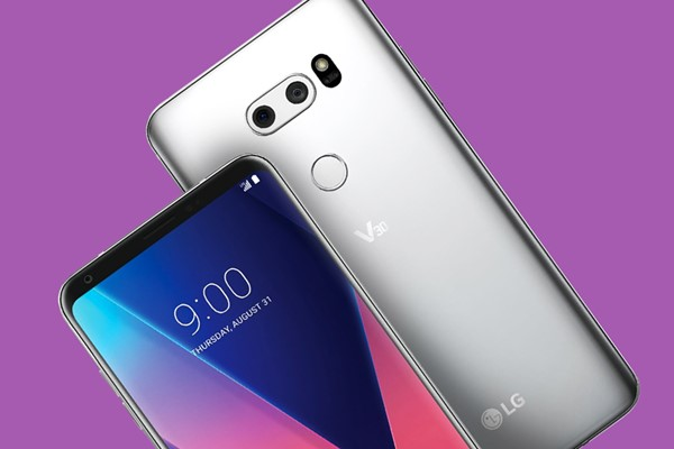 Foto vazada mostra o LG V30 em detalhes e alta qualidade