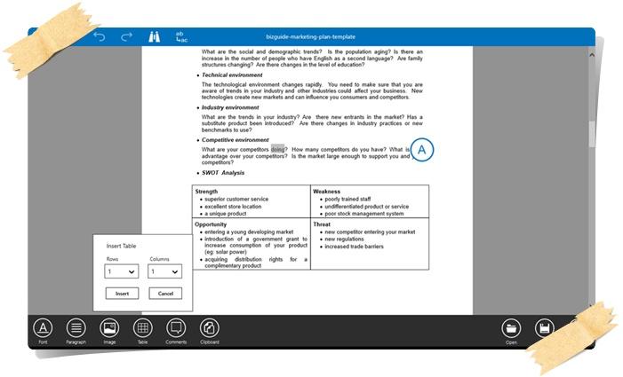 OpenOffice Writer - Imagem 1 do software