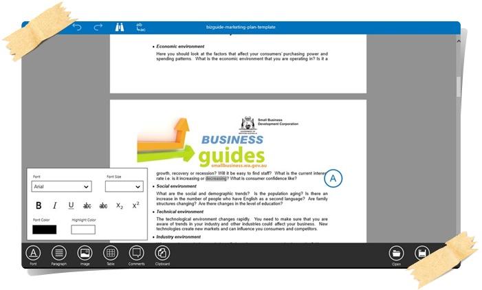 OpenOffice Writer Download