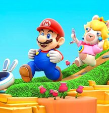 Imagem de Mario + Rabbids: Kingdom Battle no TecMundo Games