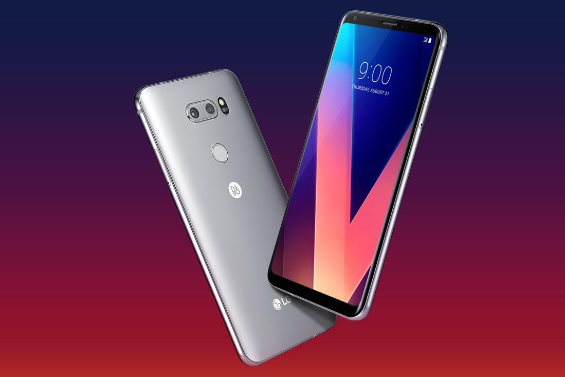 LG V30 é anunciado oficialmente; confira fotos e especificações