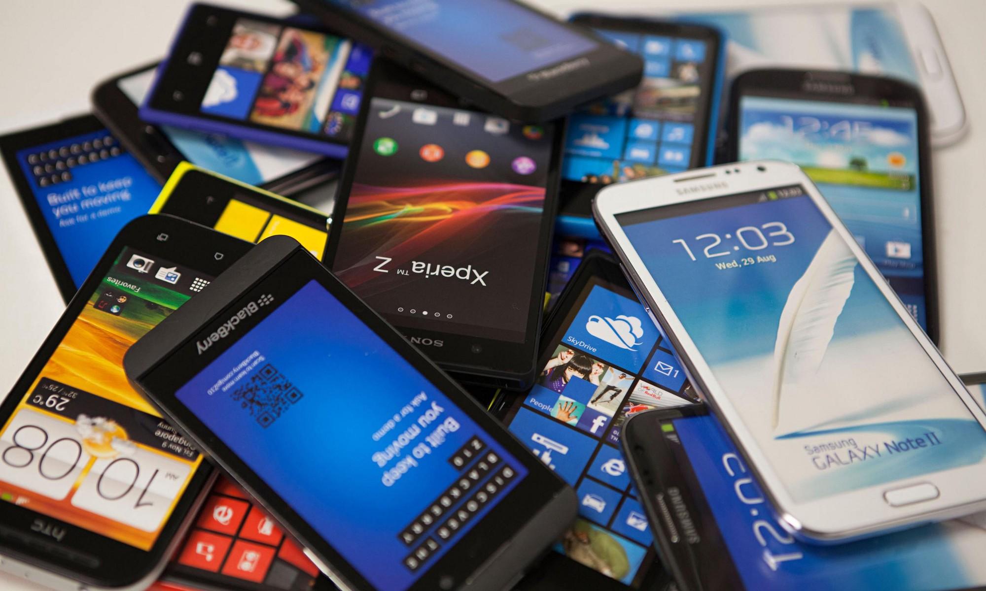 dad3bef9a38 Mercado de celulares no Brasil volta a ficar positivo no segundo trimestre