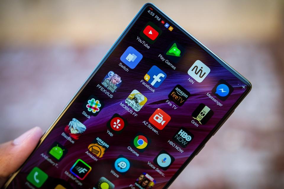 608d1e4e171 Suposto Xiaomi Mi Mix 2 aparece na web com Snapdragon 836 e Android Oreo