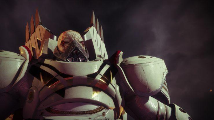 Dominus Ghaul vilão de Destiny