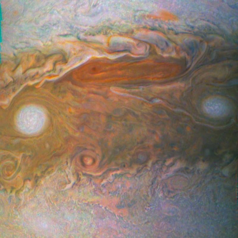 planeta jupiter gigante gasoso