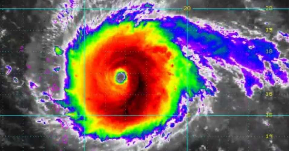 furacão irma