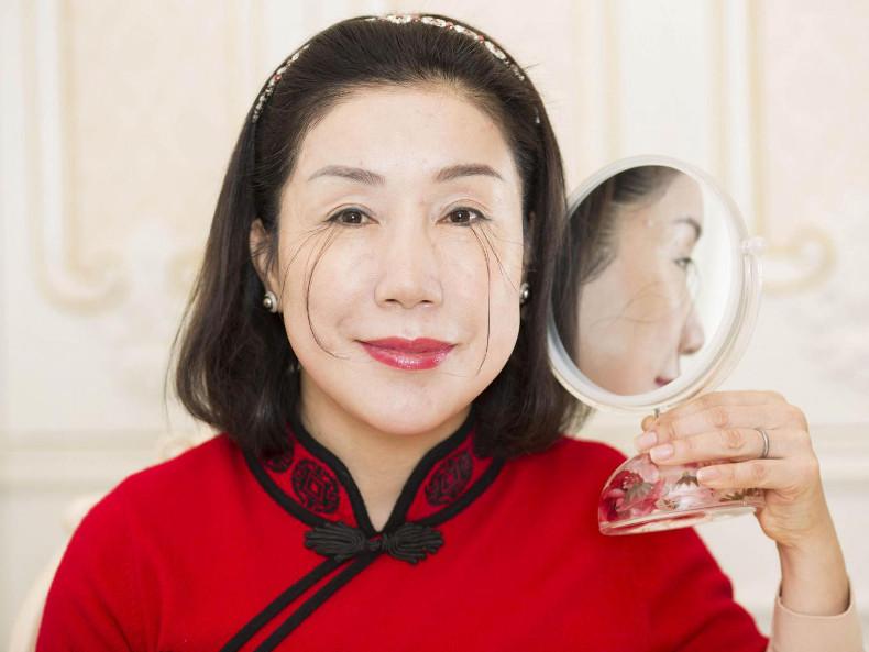 Chinesa entrou para o Guinness Book (Crédito: Reprodução)