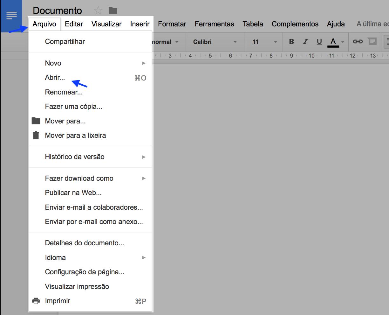 5 alternativas do Office para abrir e editar arquivos  doc e
