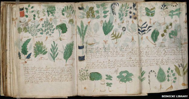 manuscrito medieval misterioso