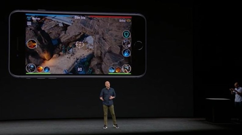Processador A11 Bionic do iPhone 8 e X será incrível para games e AR