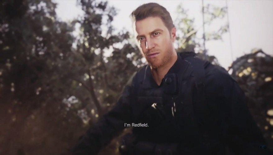 Resident Evil 7, Chris, jogo