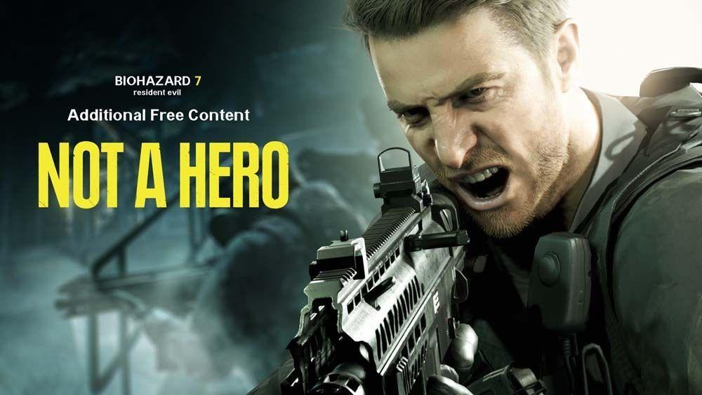 Resident Evil 7, jogo, DLC