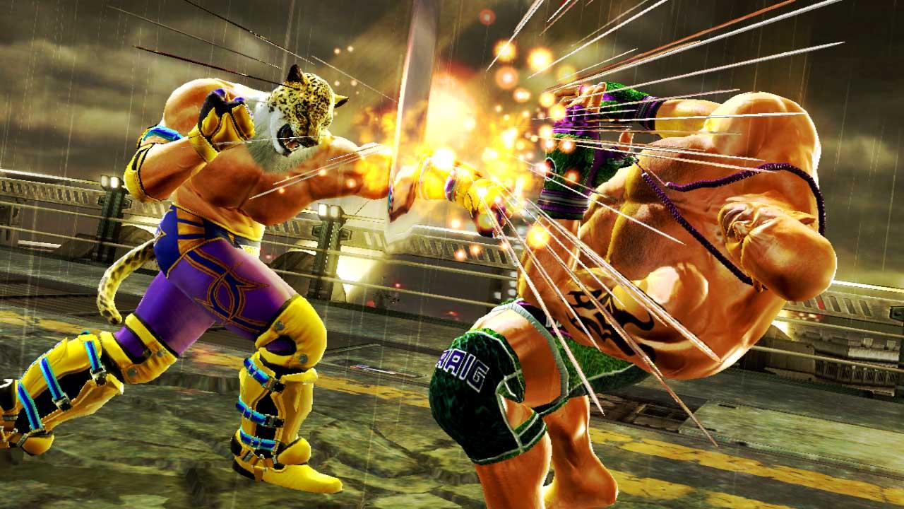Tekken 6, game, luta