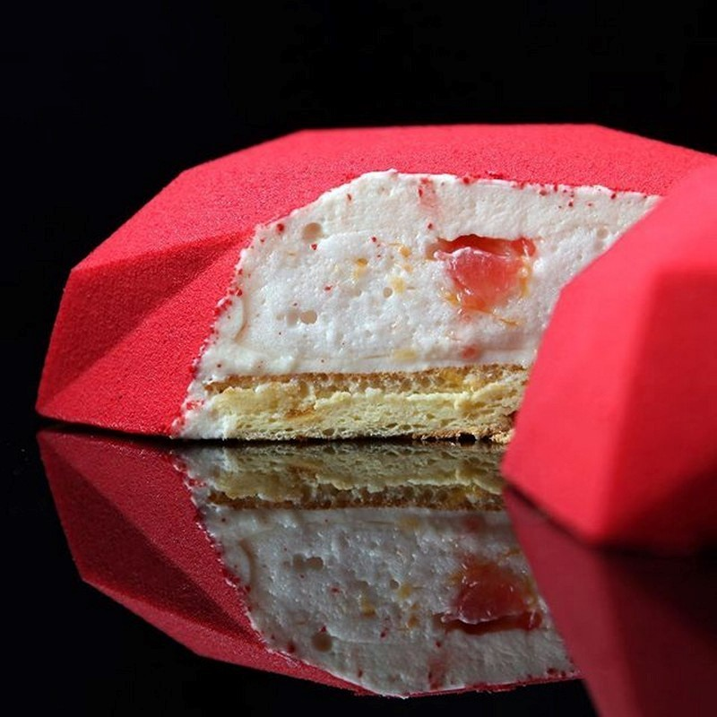 Um pedaço de bolo