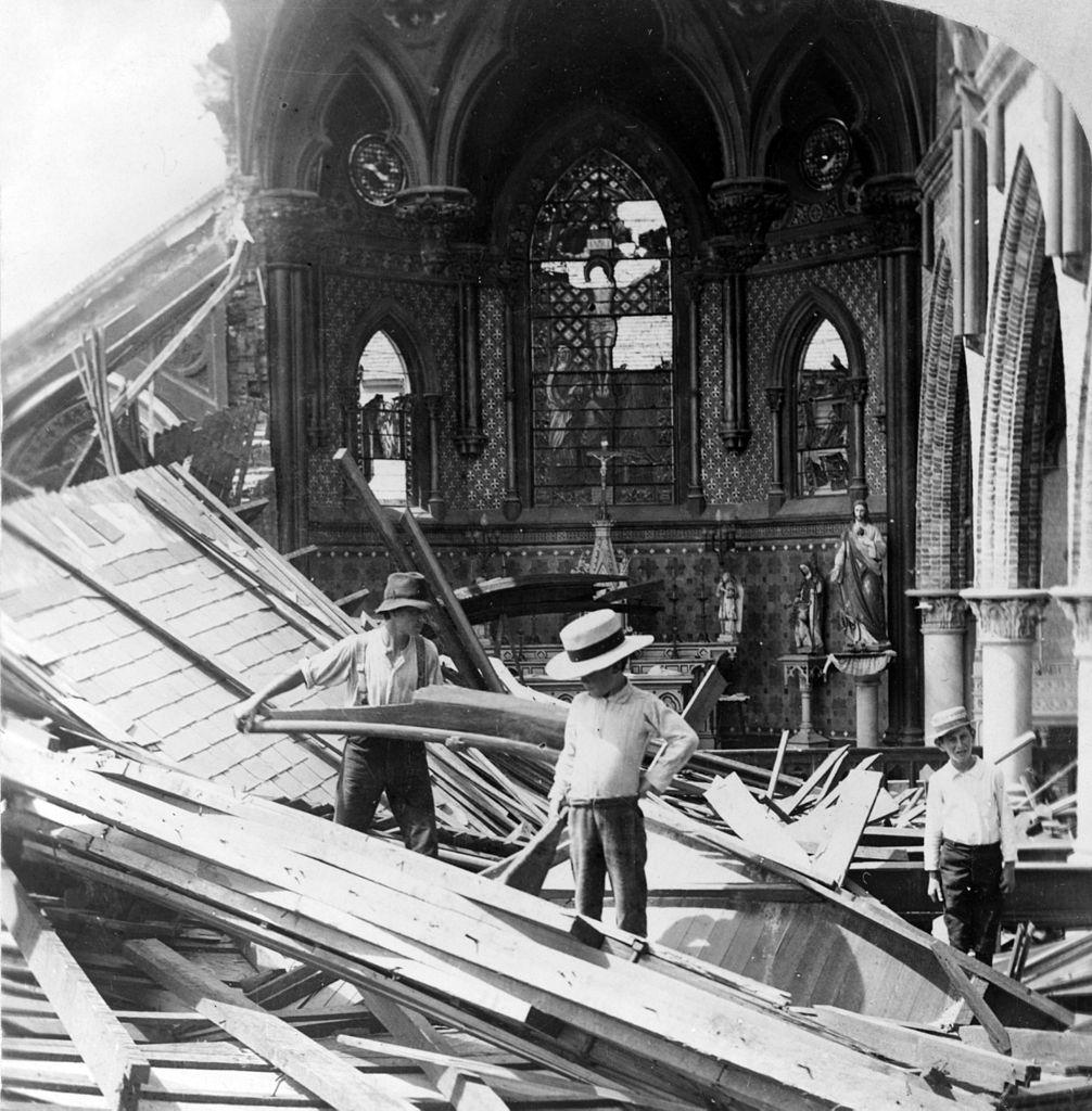 Furacão de Galveston de 1900