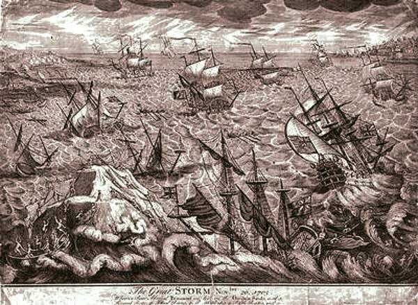 Grande Furacão de 1780