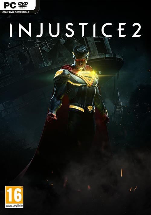 Injustice 2, jogo, DC Comics