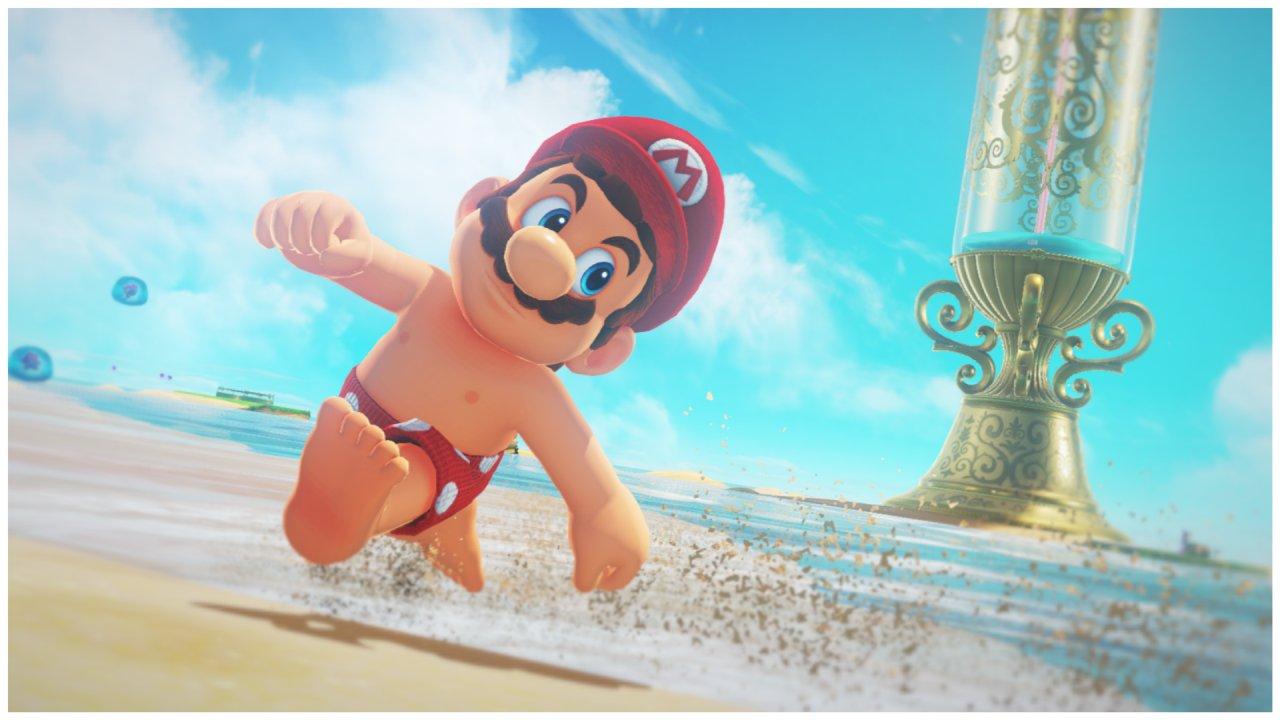 Mario, jogo, game