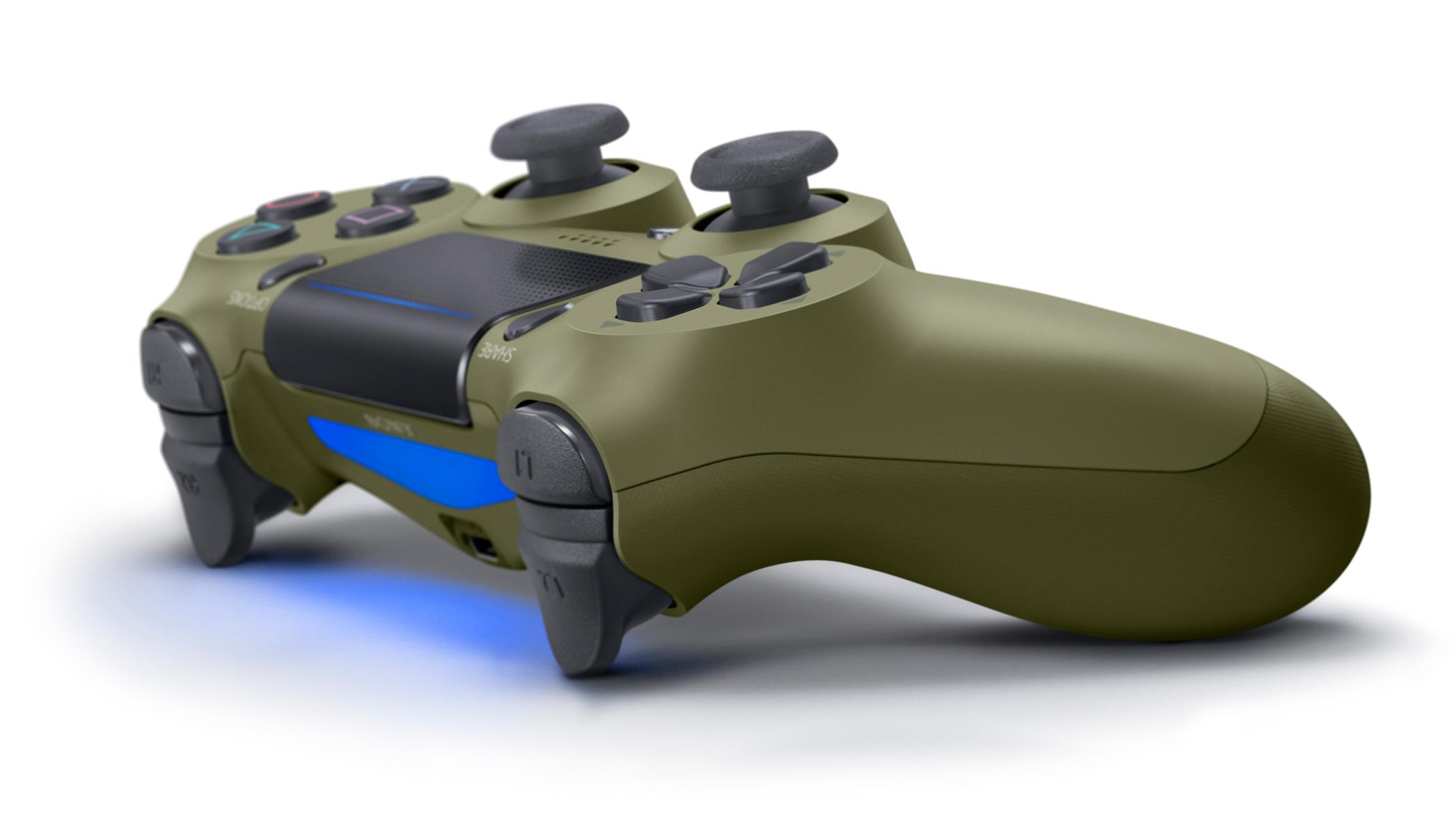 Call of Duty: WWII terá bundle de edição limitada do PlayStation 4 Slim