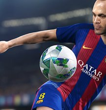 Imagem de Pro Evolution Soccer 2018 no TecMundo Games