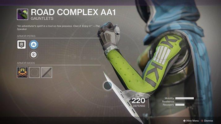 O design Kek de Destiny 2