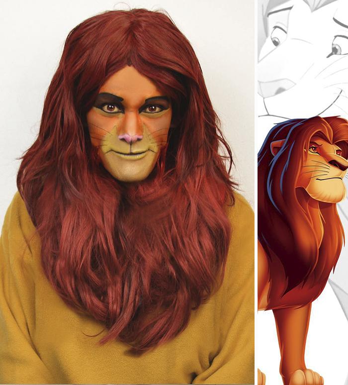 Simba de O Rei Leão