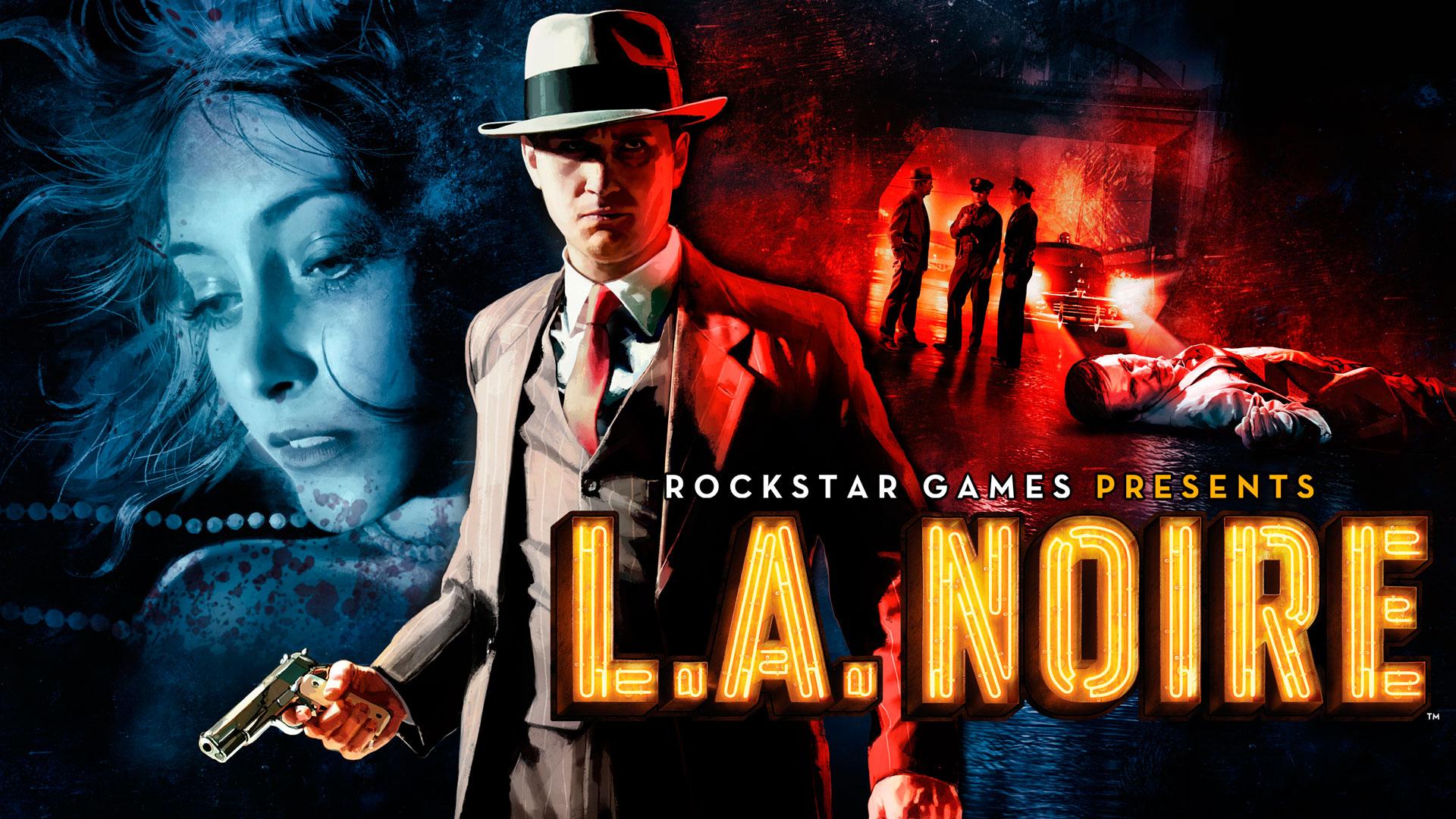 L.A. Noire, jogo, detetive