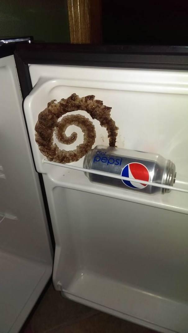 Refrigerante congelado
