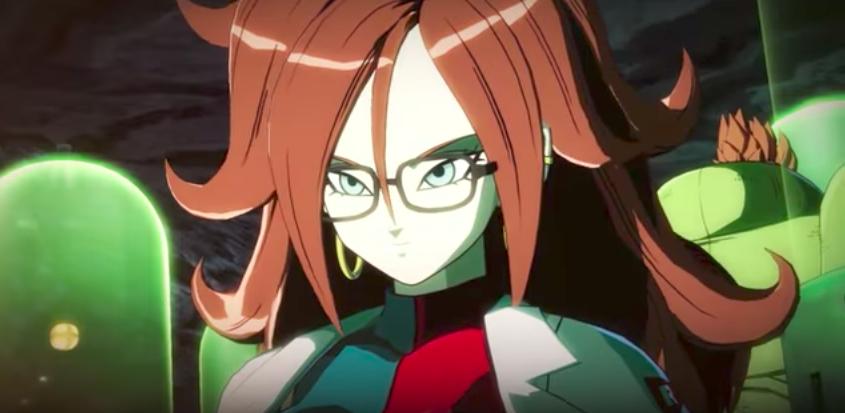 Dragon Ball FighterZ ganha teaser de história; Bandai explica a Androide 21
