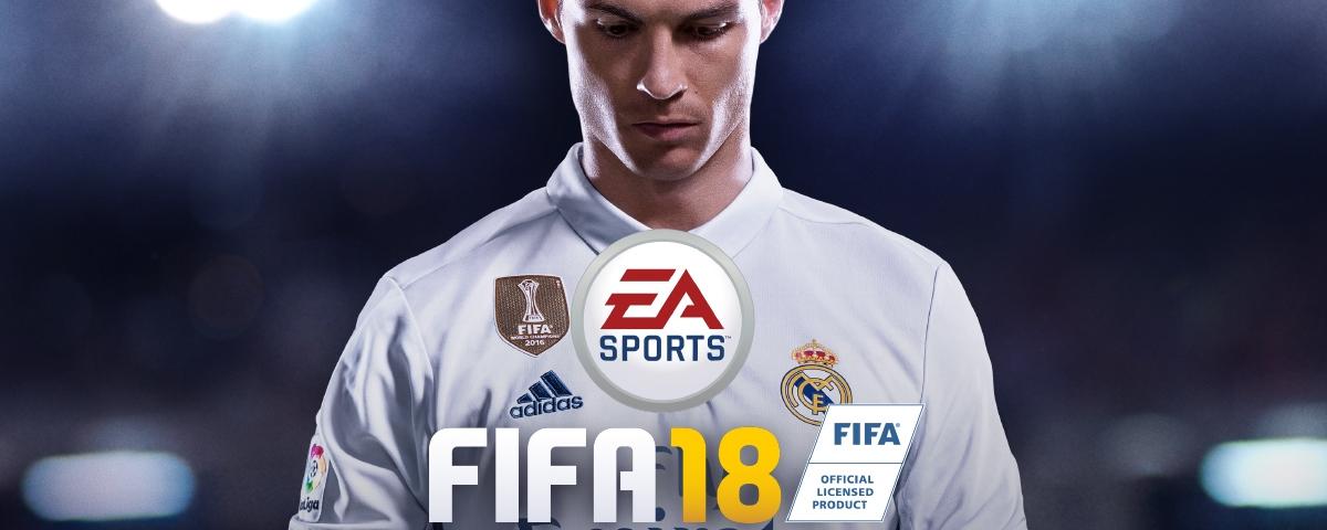 Cristiano Ronaldo, FIFA 18