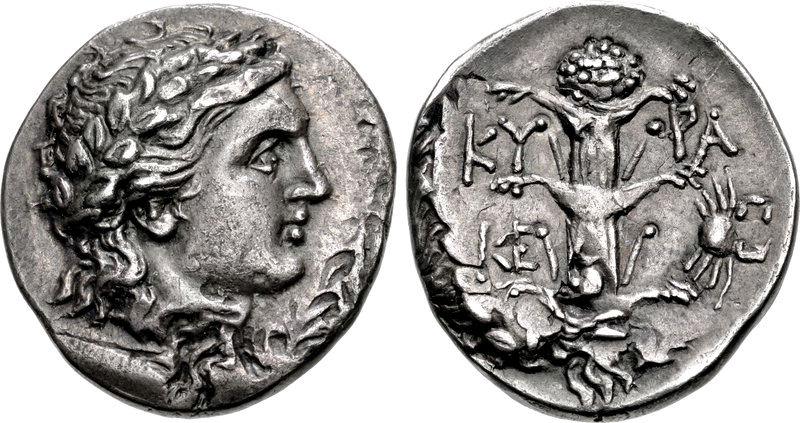 Uma moeda da Roma Antiga