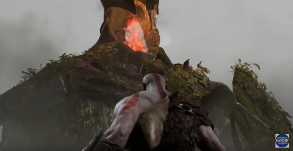 Imagem de Kratos furioso: God of War ganha gameplay completamente dublado em japonês no tecmundogames