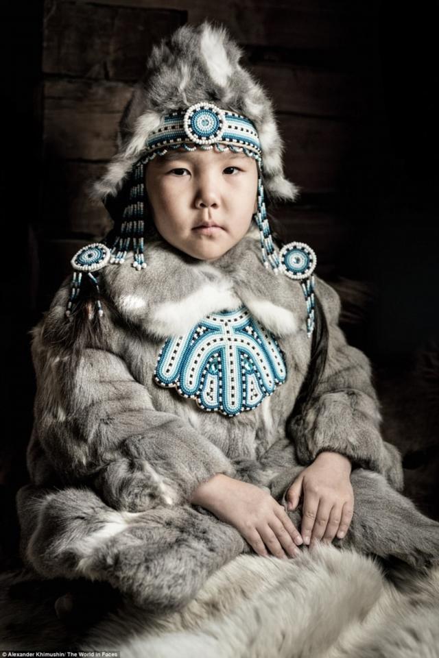 etnia Evenki