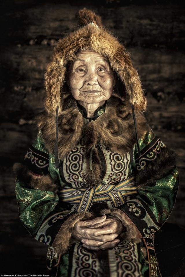 tribo Ulchi