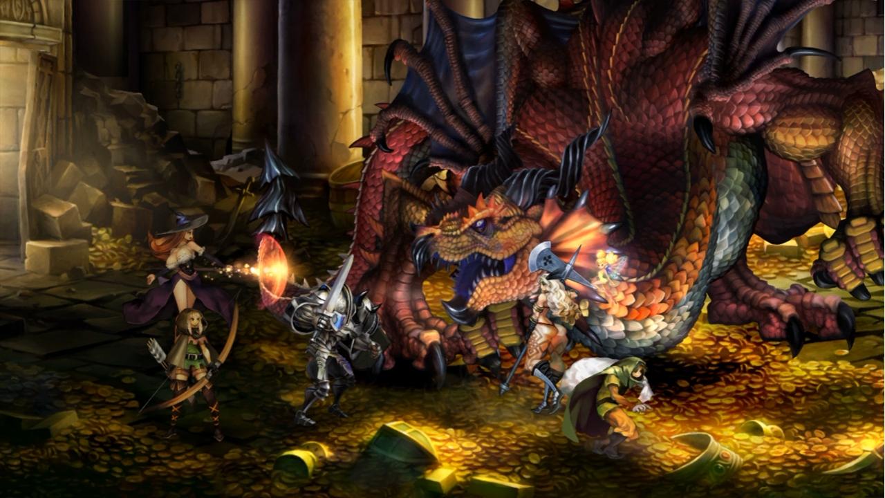 Imagem de Novo gameplay de Dragon's Crown no PS4 é colírio aos olhos; confira no tecmundogames