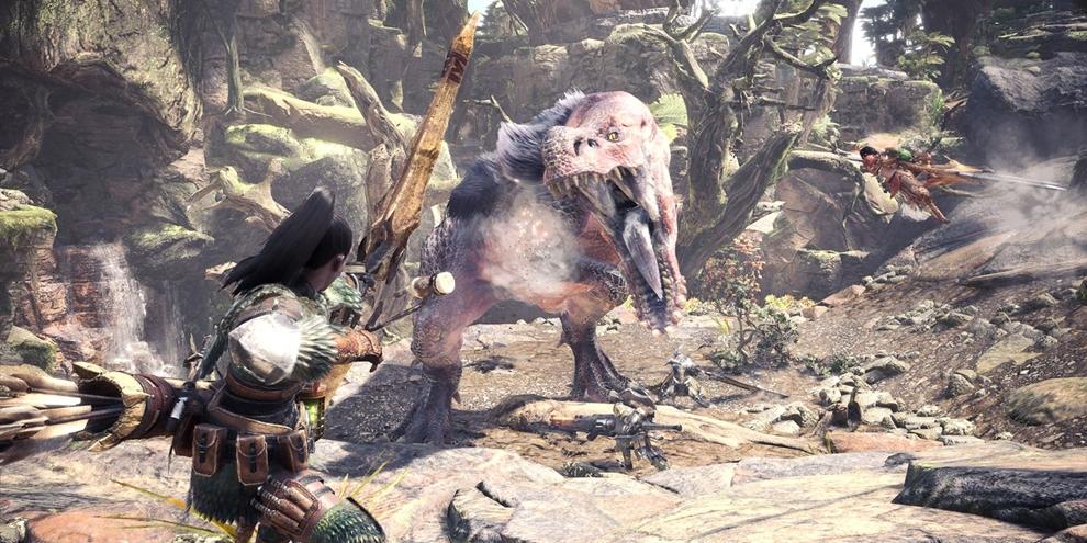 Imagem de Monter Hunter World ganha gameplay cooperativo de quase 40 minutos na TGS no tecmundogames