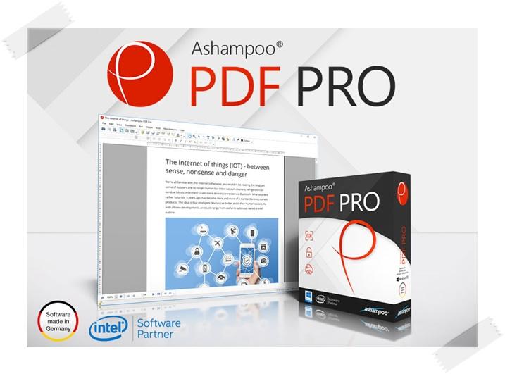 Ashampoo PDF Pro - Imagem 1 do software