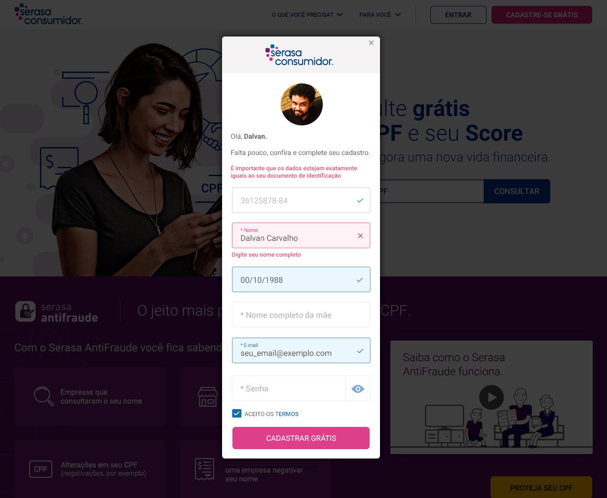 See This Report on Como Consultar Cpf De Terceiros Pela Internet? - Serasa Ensina