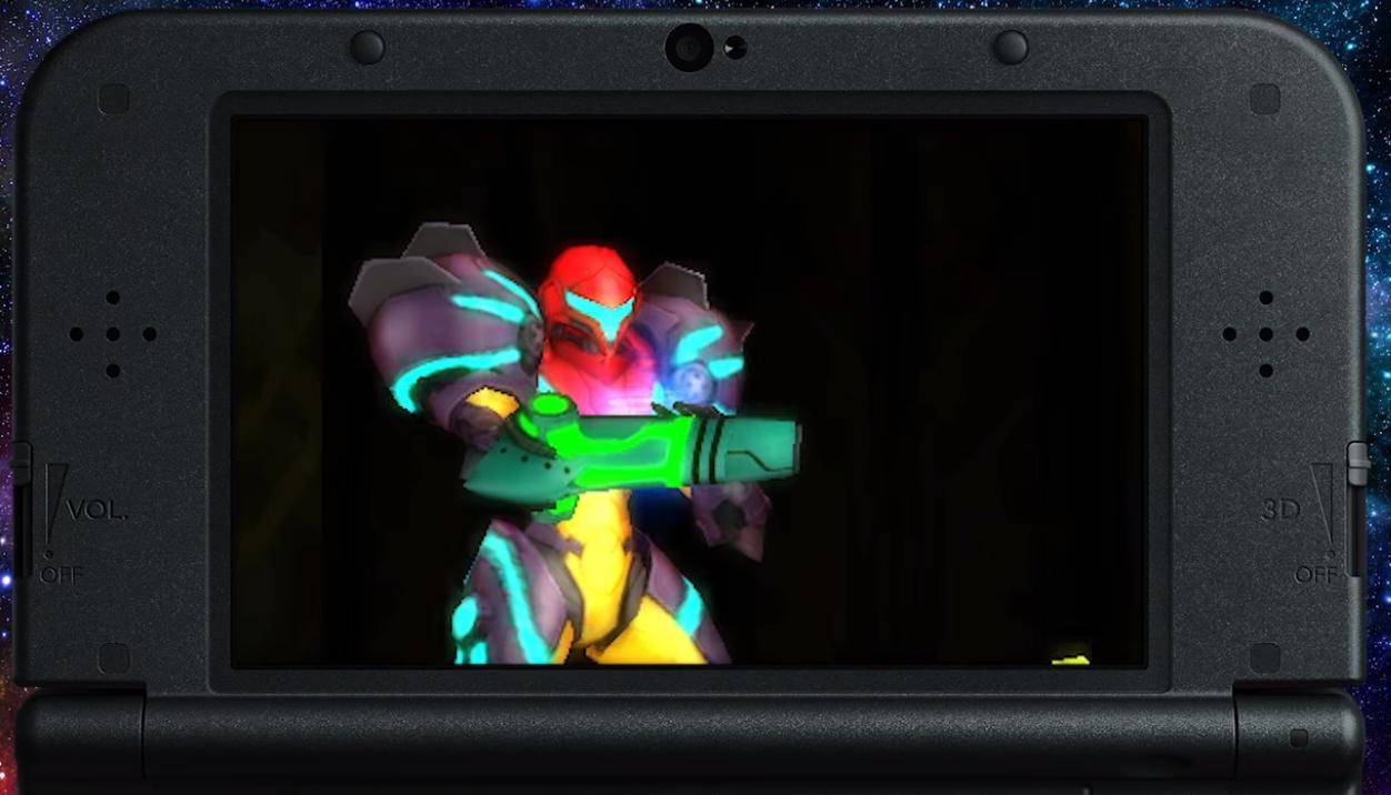 Metroid, jogo, Samus