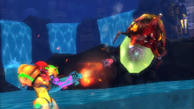 Metroid, Samus, jogo