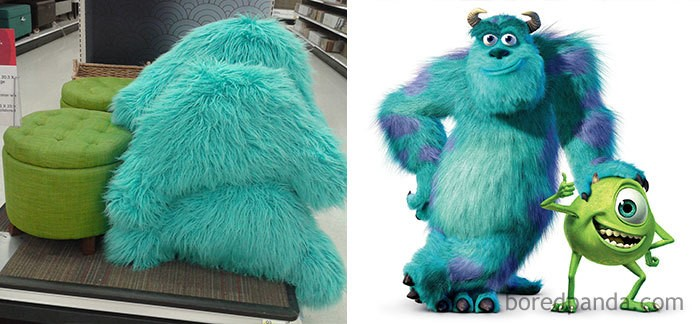 Mike e Sully