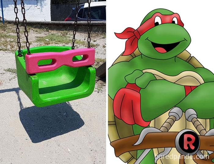 Raphael a tartaruga ninja