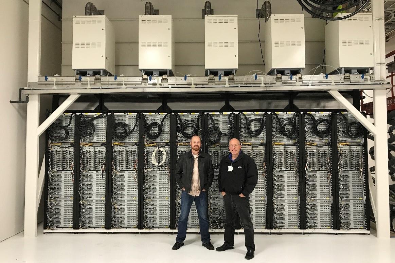 Resultado de imagem para Microsoft agora tem um datacenter movido a gás natural