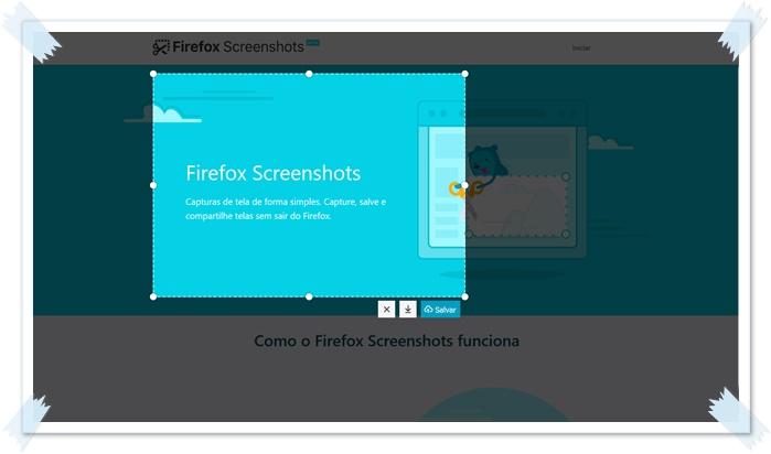 Firefox Screenshots - Imagem 1 do software
