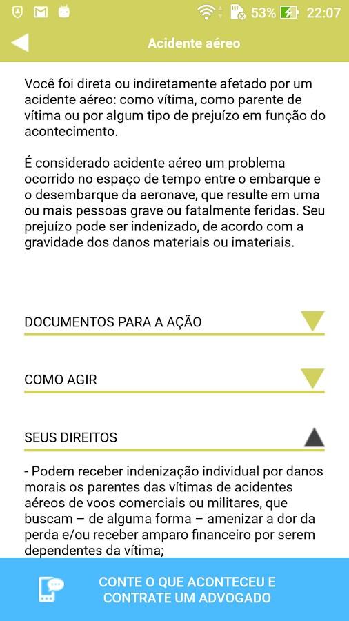 JusTap Cidadão - Imagem 2 do software
