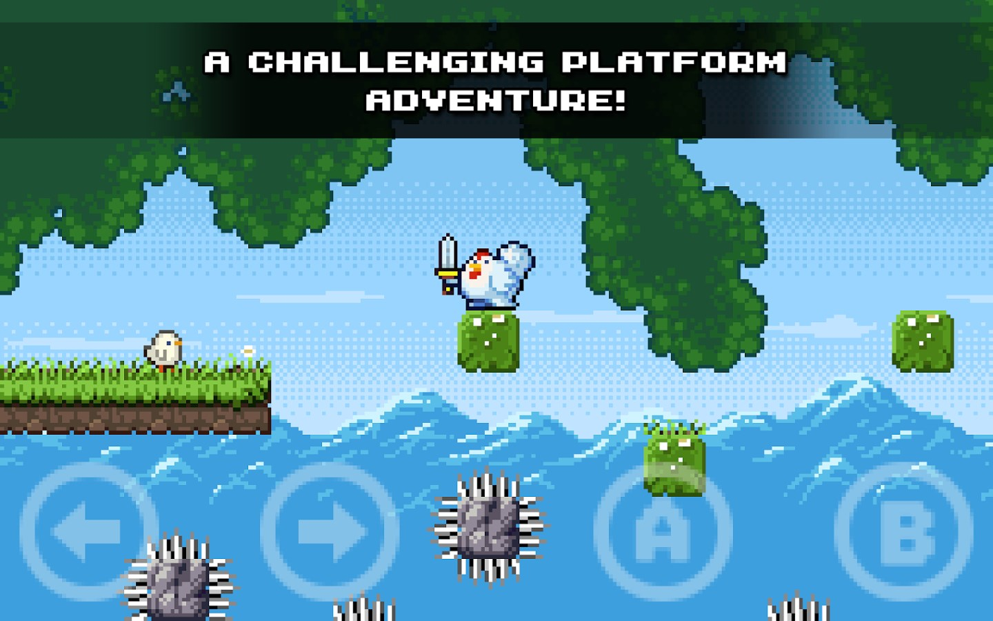 Cluckles` Adventure - Imagem 1 do software
